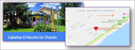 Cabañas El Rancho de Chatran 2