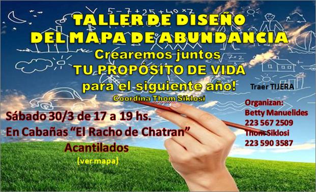 Taller de MAPA DE ABUNDANCIA Acantilados 6